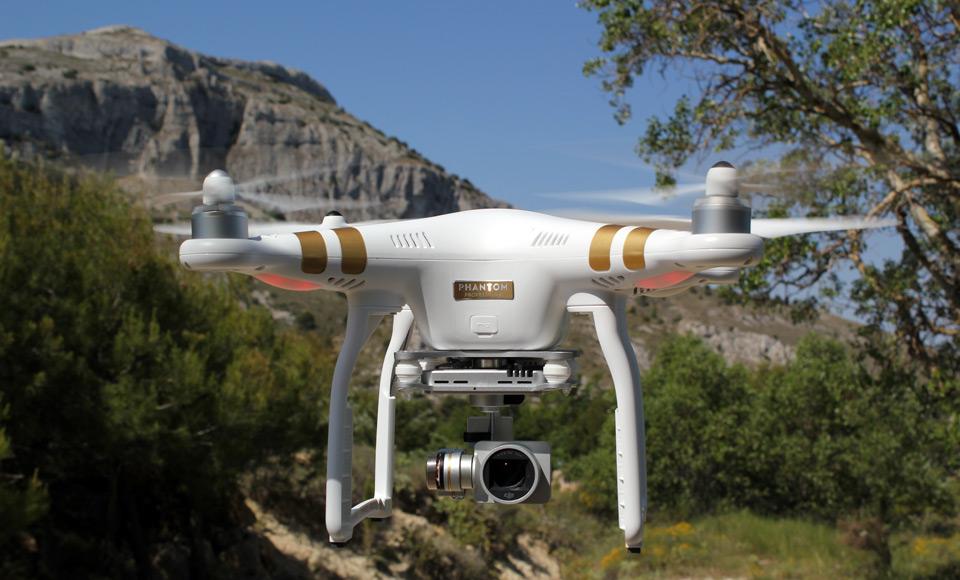 công nghệ Flycam