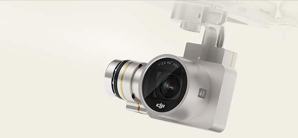 Camera đẳng cấp của phantom 3 Pro