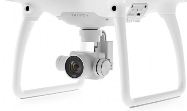 đánh giá flycam phantom 4