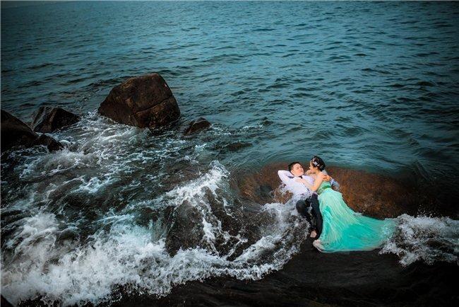 dịch vụ chụp ảnh cưới bằng flycam