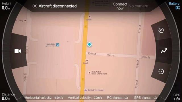 Hệ thống GPS của flycam phantom 3 pro