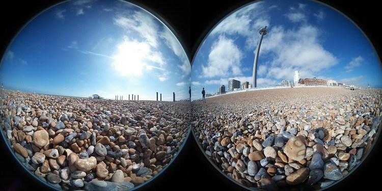 Công nghệ 360 trên flycam