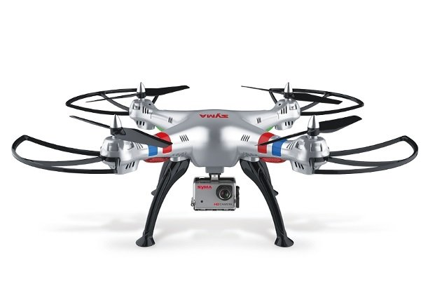 Flycam Syma X8G Quadcopter HD
