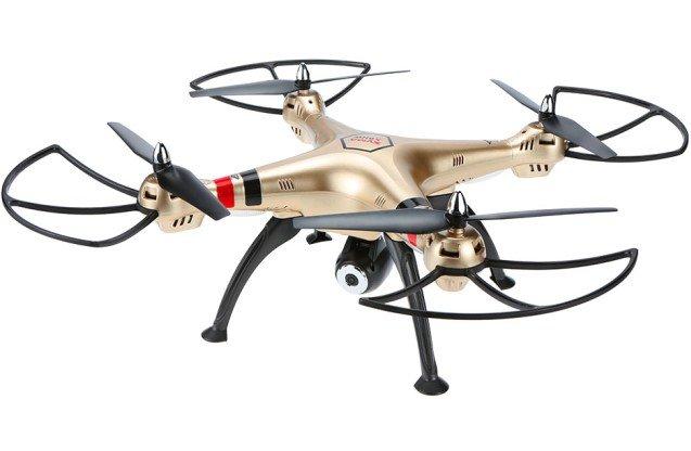 Flycam giá rẻ X8HW FPV Wifi