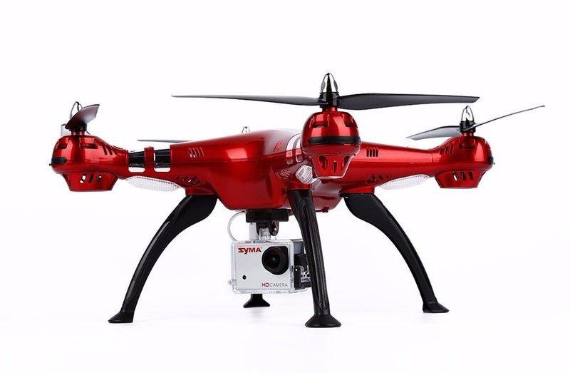 Flycam Syma X8HG RC Quadcopter