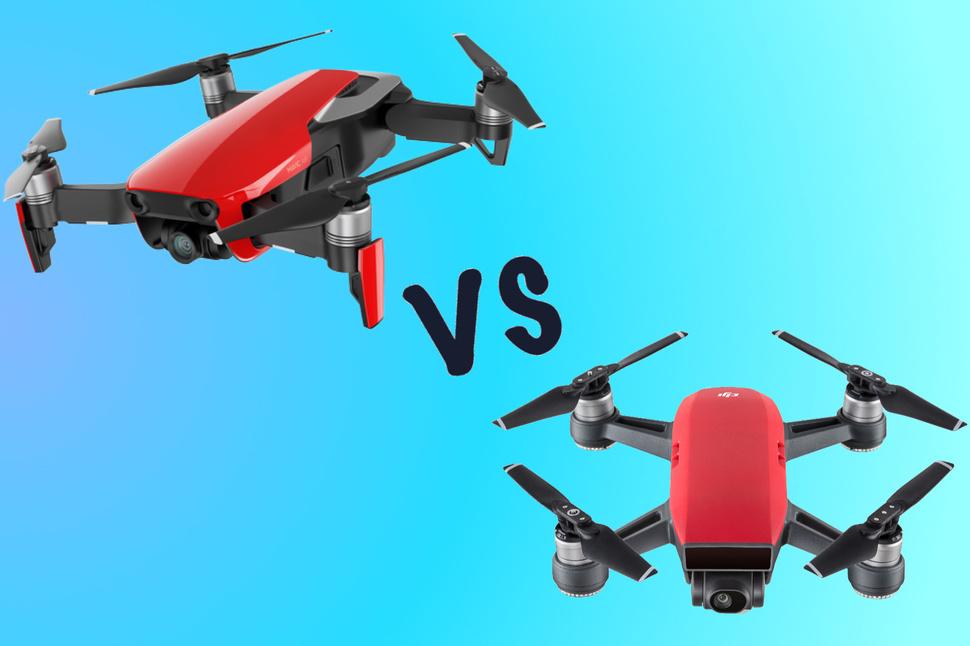 So sánh DJI Mavic Air vs DJI Spark: có đáng để nâng cấp không?
