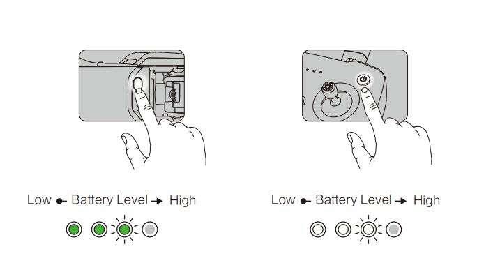 hướng dẫn sử dụng Mavic Air