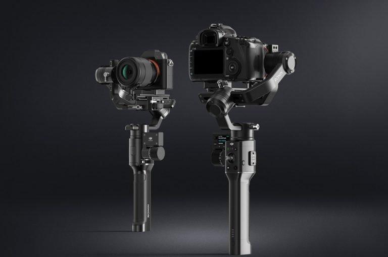 Cho thuê gimbal Ronin S - flycam24h
