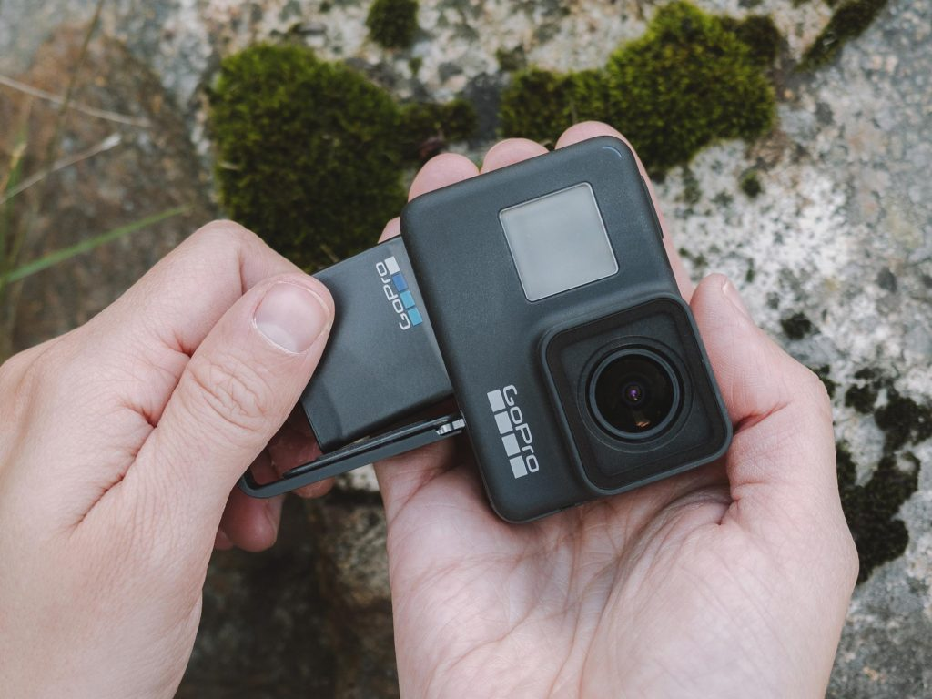 sạc pin GoPro Hero 7 Black