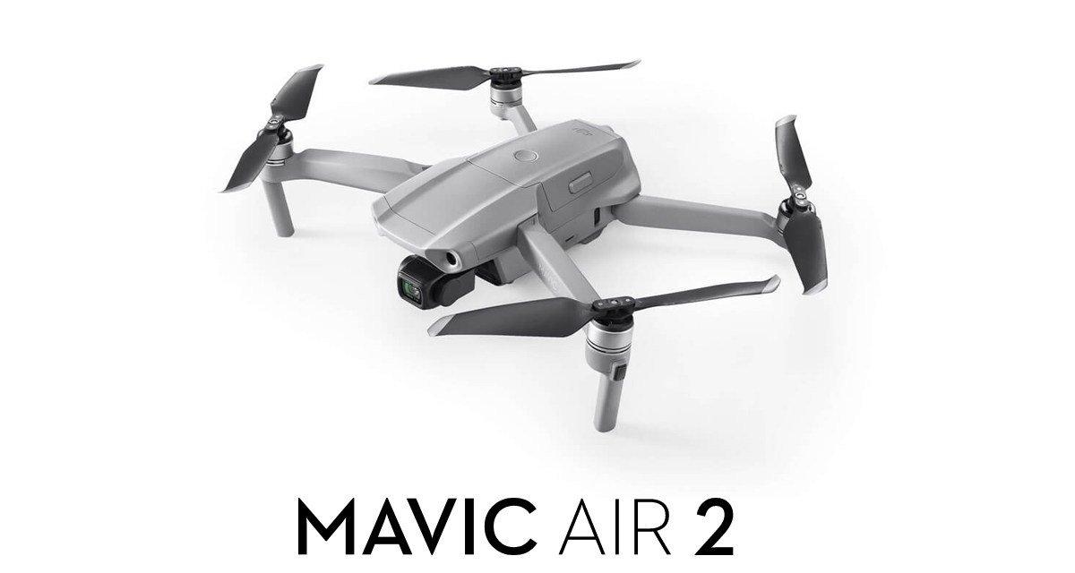 danh gia mavic air 2